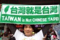 """Taiwanese will vote this month on whether its athletes should compete in the 2020 Summer Olympics under the name """"Taiwan"""". Photo: EPA-EFE"""