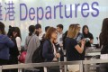 Almost half of the 84 passenger airlines operating out of Hong Kong have added a fuel surcharge to the cost of a ticket. Photo: K.Y. Cheng
