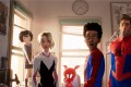 A still from Spider-Man: Into the Spider-Verse. The film will be competing with a PG-13 version of Deadpool 2 in the pre-Christmas market.