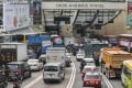 Tolls for the Cross-Harbour Tunnel would be increased under the proposal. Photo: Xiaomei Chen