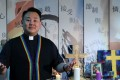 Pastor Joe Pang from the LGBT-inclusive Blessed Ministry Community Church. Photo: Edmond So