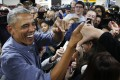 "Barack Obama, US President Donald Trump's predecessor, unveiled his ""pivot"" to Asia in 2011. Photo: AP"