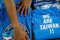 """Voters will decide in a referendum this weekend on whether the island should compete as """"Taiwan"""" rather than """"Chinese Taipei"""" in all international sporting events. Photo: Reuters"""