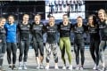 Female competitors at the Dubai CrossFit Championship in 2017. The 2018 edition had the honour of becoming the first invitational under CrossFit Inc.'s new rules. Photo: handout
