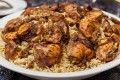 File photo of chicken machboos, a traditional emirati dish. Photo: Alamy