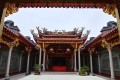 Chaozhou woodcarving in Chaozhou architecture in modern times. Photo: Anven Wu