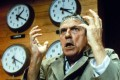 Peter Finch plays the news anchor who loses it in Network (1976). Photo: Alamy