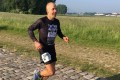 Approaching the finish of the 230 km TorTour de Ruhr ultramarathon. Photo Jens Witzel