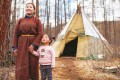 Airbnb is using location technology so people can stay with nomadic hosts in Mongolia. Photo: Airbnb/what3words