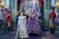 Mackenzie Foy as Clara and Keira Knightley as the Sugar Plum Fairy in The Nutcracker and the Four Realms (category I), directed by Lasse Hallstrom and Joe Johnston. The film also stars Helen Mirren. Photo: Laurie Sparham