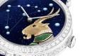 Lady Arpels Zodiac Lumineux Capricorn watch from Van Cleef & Arpels