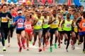 Hundreds of competitors were found to have cheated at this year's Shenzhen Marathon. Photo: Alamy