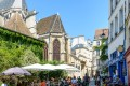 French bistro and brasserie food is dropping in quality, says Philippe Faure, head of La Liste restaurant guide and of France's tourism promotion council. Photo: Alamy