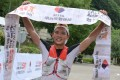 Taiwanese runner Chou Ching is hoping to redeem himself this year at the Lantau 50. Photo: Handout