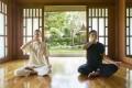 Yoga pranayama breathing exercises are among the treatments at Thailand's wellness spas. Photo: Chiva Som