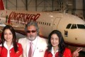 Mallya was the former chairman of Kingfisher Airlines, which closed its doors amid financial turmoil in 2012