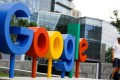 Alphabet's Google is seen outside its office in Beijing, China. Photo: Reuters