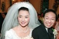 Patrick Ho marries Taiwanese actress Sibelle Hu. Photo: SCMP Archive