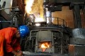 China's steel industry recycles far less waste than other major producers. Photo: Reuters