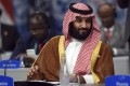 December 1, 2018 photo of Saudi Arabia's Crown Prince Mohammed bin Salman at the G20 summit in Buenos Aires, Argentina. Photo: AP