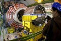 Cern's Large Hadron Collider sparked fears the end of the world was nigh. Photo: EPA