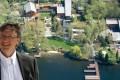 Bill Gates, co-founder of Microsoft, spent seven years building his sprawling hi-tech house, named Xanadu 2.0, on the shores of Lake Washington, in Medina, Washington state, US.