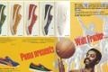 A spread on the history of the Puma Clyde trainer in Taschen's book Sneaker Freaker. Photo: Taschen