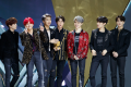 "Korean band BTS made K-pop history when their song 'Fake Love' became a global hit. It is the main track on their album ""Love Yourself: Tear"". Photo: Xiaomei Chen"