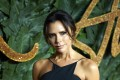 British fashion designer Victoria Beckham's company, Victoria Beckham Limited, will file accounts this week that point to an operating loss. Photo: EPA-EFE