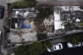 A demolished house in San Francisco that had been designed by the modernist architect Richard Neutra. Photo: AP