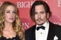 Amber Heard and Johnny Depp arrive at the Palm Springs International Film Festival awards gala in January 2016, months before their acrimonious divorce. Photo: Jordan Strauss/Invision/AP