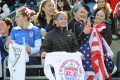 The popularity of women's football has grown tremendously in the last two decades, especially in the United States. Photo: Alamy