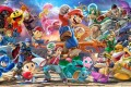 Promo pic of Super Smash Bros. Ultimate for the Nintendo Switch. Photo: Handout