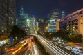 Hong Kong. Hong Kong Noir examines the superstitious side of this modern metropolis. Photo: Alamy