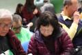 Retirees seeking re-employment attend a job seminar in Yau Ma Tei in January. Photo: K.Y. Cheng