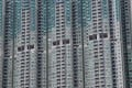 Hong Kong ranks among the world's most densely populated cities. Photo: AFP