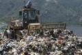 The West New Territories landfill in Nim Wan, Tuen Mun. Photo: Edward Wong