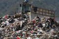 Textile waste is on the rise as part of materials dumped in Hong Kong's landfills. Photo: Edward Wong