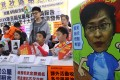 The Children's Rights Association gave Carrie Lam a bad score. Photo: Edmond So