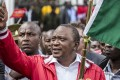 """Kenyan President Uhuru Kenyatta has dismissed concerns that the country's prized port at Mombasa could fall under Chinese control as """"propaganda"""". Photo: Bloomberg"""