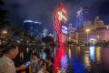 Macau's casinos had a bumper 2018. Photo: Bloomberg