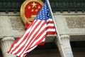 China and the US mark 40 years of diplomatic ties on Tuesday. Photo: Reuters
