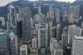 Hong Kong's office property sales activity fell 45 per cent in 2018, with just 196 transactions, according to Midland data tracking 50 major office buildings across the city. Photo: Winson Wong