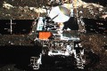The Yutu rover's mission is to collect samples and identify what minerals are on the moon. Photo: AFP