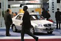 Mainland carmaker Geely on Monday said that it had only achieved 95 per cent of its sales target for 2018. Photo: Bloomberg