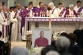 The funeral mass for Bishop Michael Yeung was held at the Cathedral of the Immaculate Conception. Photo: Dickson Lee
