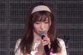 Maho Yamaguchi of Japanese idol group NGT48.