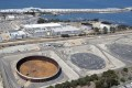 A desalination plant in Carlsbad, California. File photo: AP