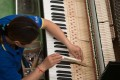 Chinese pianos are known for being inexpensive but low quality. Photo: Alamy