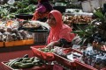 A market in Kota Baru, Kelantan, which is governed by the Islamic party PAS. Photo: AFP